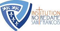 Institution Notre-Dame Saint-François Logo